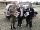 Visita aos Militares da Região do Planalto e Vale do Rio do Itajai