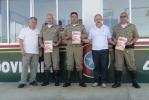 Visita aos Militares da Região do Planalto Norte