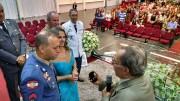 25 anos de matrimônio do Sgt Claudio Luz e Esposa