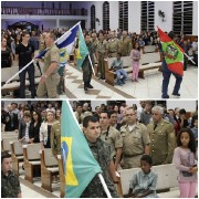 Abertura Congresso Regional Norte em Garuva