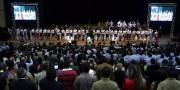Abertura do Congresso da UMCEB