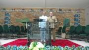 Abertura oficial do encontro de líderes UMESC