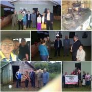 Ação missionária em Campo Belo do Sul