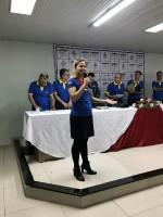 Mulheres atuantes no Encontro de Líderes 2017