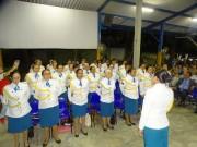 Apoio feminino - XVII Congresso da UMCEB