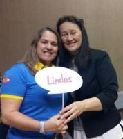 Apoio feminino - XVIII Congresso da UMCEB
