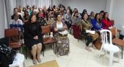 Apoio Feminino, XIII Congresso da UMESC