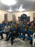 Grande culto na IEAD Madureira