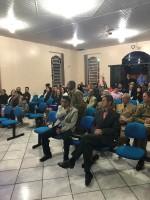Apresentação das atividades da UMESC em Campos Novos