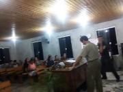 Participação dos militares na IEAD Caverazinho