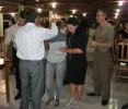 Culto de Militares em Barra Velha 1 casal aceitou a Jesus