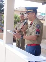 Bíblia do militar na APMT - Florianópolis