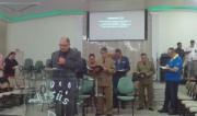 Biguaçu - Culto militar na sede