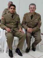 Inicia as atividades de militares em Campos Novos