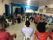 UMESC na casa de recuperação Nazaré