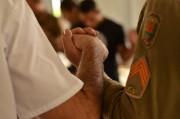 Oração em prol do PMs Atacados em Natal-RN