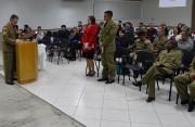 Concórdia, culto militar - SC