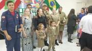 Militares no congresso de MIssão