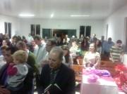 Culto abençoado em Santa Terezinha - SC 13.05