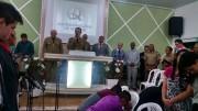 Culto de militares em Bal. Camboriú