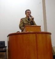 Culto de militares em Barra Velha