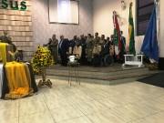 Culto de militares em Canoinhas - SC