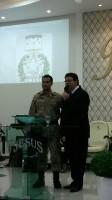Culto de militares em Faxinal dos Guedes - SC