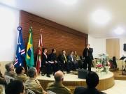Culto de militares em Gravatal