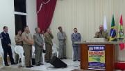 Culto de militares em Imbituba - SC