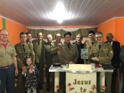Culto de militares em Lages-SC, Bairro Nadir