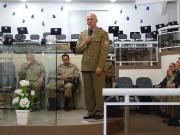 Culto de militares em Paulo Lopes - SC