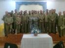 Culto de Militares em São Cristovão do Sul