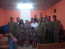 Culto de Militares em Sombrio