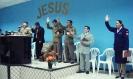 Culto de Militares na Igreja Primitiva em ''Camboriú''
