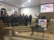 Culto de posse da diretoria UMESC 2019