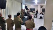 Culto de posse da nova diretoria do grupo de Rio do Sul - SC