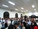 Culto em Camboriu - Congregacao Monte Alegre