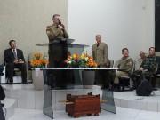 Culto em Presidente Getúlio - SC