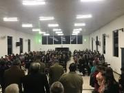 Na cidade de Três Barras/SC