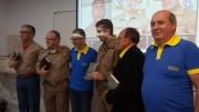 Culto militar ecumênico em Brusque