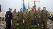 Culto militar em Canoinhas - SC