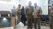 Culto Militar em Correia Pinto - SC