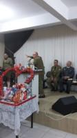 Culto militar em Joinville - SC