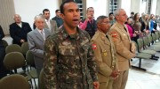 Culto militar em Lages - Popular