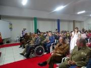 Culto militar em União da Vitória - PR
