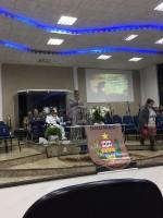 Poderoso Culto a Deus em Caçador
