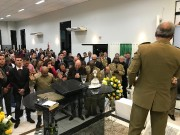 Deus se presente mais uma vez em Joinville