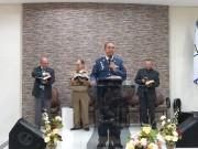 Militares adoradores em Salete