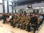 Militares renovando o grupo de Tubarão