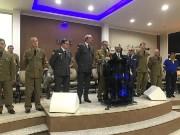 Culto militar na cidade de São Bento do Sul